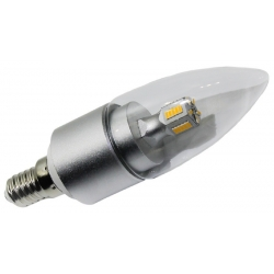Ampoule LED 360° 6 Watt E14 3000 Kelvin