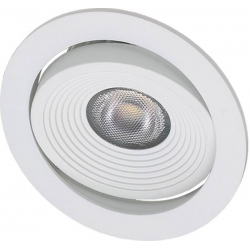 Downlight LED pivotant 7 Watt Dimmable 2700 Kelvin