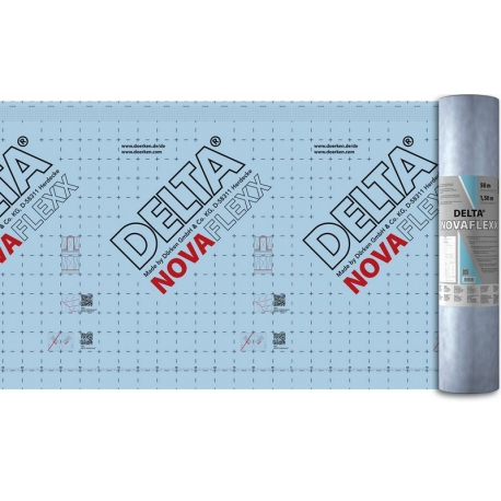 Par vapeur DELTA NOVAFLEXX 1.50x50m. SD variable