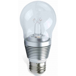 Ampoule LED 6 Watt E27 3000 Kelvin