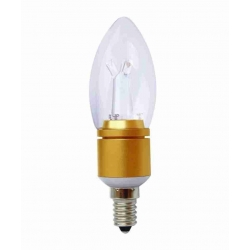 Ampoule LED 6 Watt E14 3000 Kelvin
