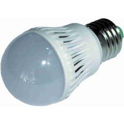 Ampoule LED 5 Watt E27 3000 Kelvin