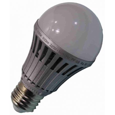 Ampoule LED 10 Watt E27 5000 Kelvin