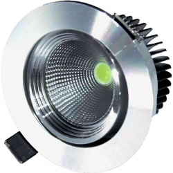 Downlight LED pivotant 5 Watt 3000 Kelvin